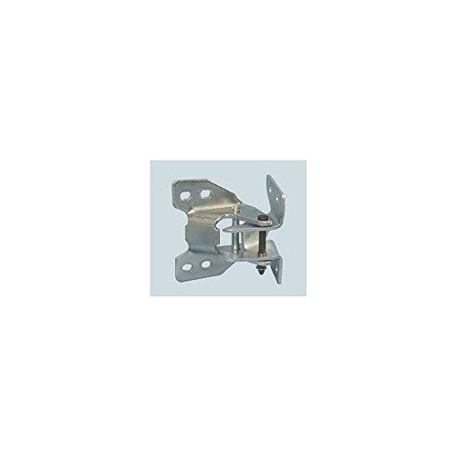 Eckler's Premier Quality Products 75-258920 Firebird Door Hinge, Upper, Right, (Door Firebird Upper)