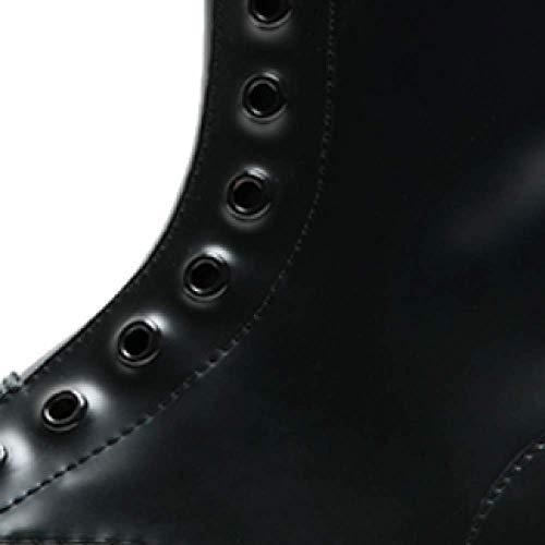 Antidérapant Portable Sauvage Bottes Britannique Mode De Zqzq Femmes Black WTZpR1FFv