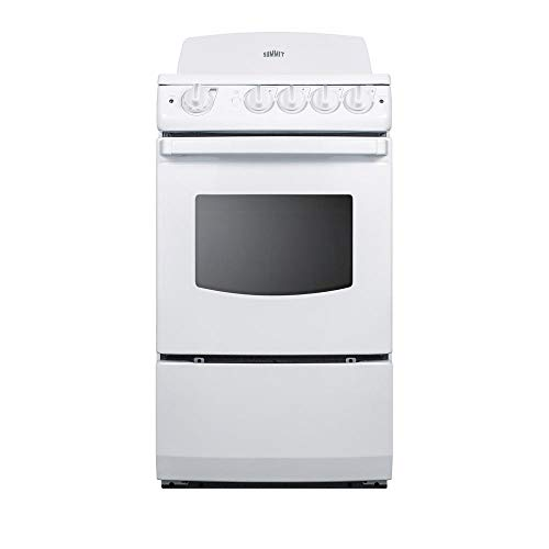 Summit REX2421W 24 Inch Wide 3.0 Cu. Ft. Free Standing Electric Range