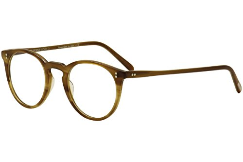 Oliver Peoples Vintage OV5183 5183 O'Malley 1011 Amber Havana Optical Frame - Malley People O Oliver