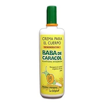 Halka Baba De Caracol Regenerative Body Cream