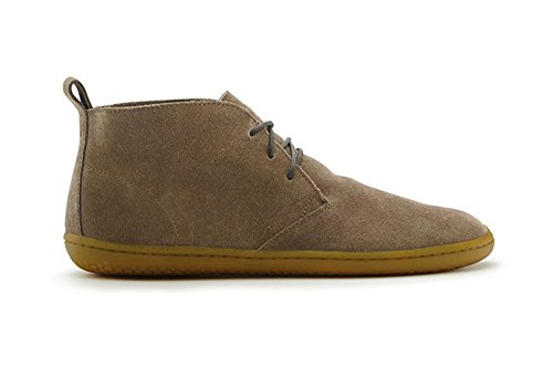 Vivobarefoot Men's Gobi Shoe,Light Brown,41 EU/8.5M US