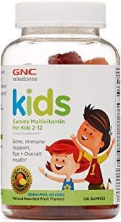 GNC Kids Multi Gummy 120 Gummies (Kids Multivitamin Gnc)