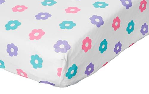 Bloomsbury Mill - 4 Piece Toddler Comforter Set - Magic Unicorn, Fairy Princess & Enchanted Castle - Pink - Kids Bedding Set 5