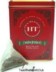 Harney and Sons Tea - Holiday Tea - Loose Leaf - 4oz