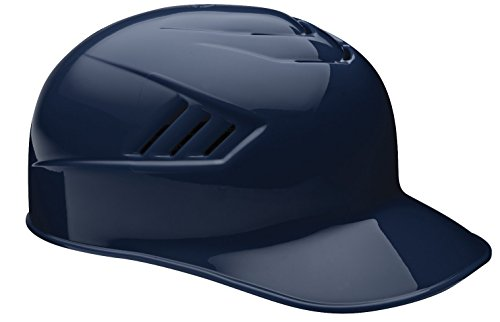 Rawlings Pro Base Coach Helmet (Navy, 7 ()