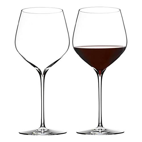 Waterford Elegance Set Of Two Cabarnet Sauvignon Wine Glasses