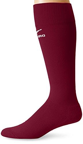 Mizuno G2 Performance Sock, Cardinal, Large