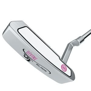 Odyssey Divine Pink Blade Putter (Women's, Right-Handed, 33 -Inch, Steel Shaft)
