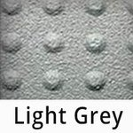 Truncated Domes - 3' x 5' - Self-Adhesive ADA Truncated Domes - Light Gray