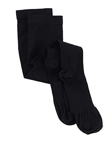 Futuro Revitalizing Dress Socks for Men, Moderate Compression, Large, Black