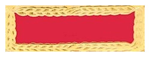 Army Meritorious Unit Commendation Ribbon Small Hat Pin (Commendation Unit Ribbon Meritorious)