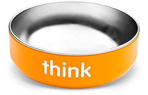 Thinkbaby Low Rise BPA Free Baby Bowl (Orange)