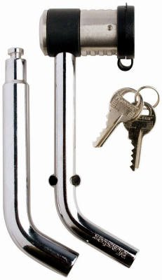 Master Lock 2866DAT Chrome-Plated Steel Bent Receiver Pin