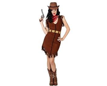 Atosa-18323 Disfraz Vaquera Color marrón M-l (18323  Amazon.es  Juguetes y  juegos 05184e30afa