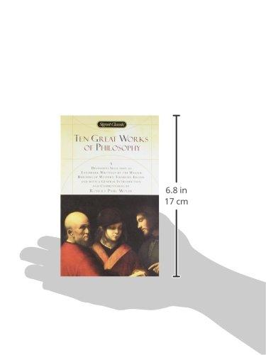 Ten Great Works of Philosophy: Various, Robert Paul Wolff