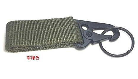 Doyime - Llavero táctico con enganche para cinturón ...