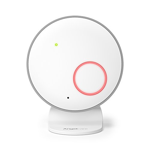Angelcare Sound and Movement Monitor, White, 117 by Angelcare (Image #4)