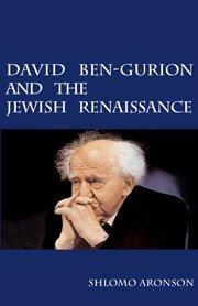Download David Ben-Gurion and the Jewish Renaissance pdf