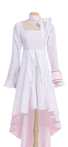 Dreamcosplay Anime Vampire Knight Kuran Yuki White Dress Cosplay