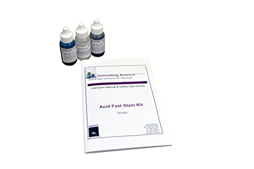 Innovating Science Acid Fast Stain Chemicals