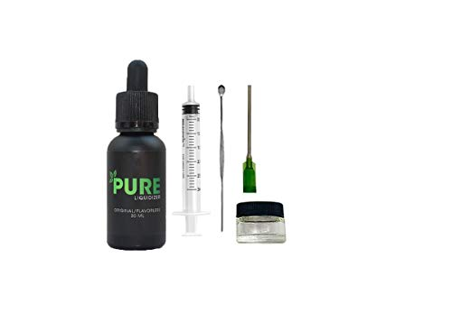 Pure Liquidizer Original Kit (30 ML) Dilute Shatter Wax Concentrates Terpenes