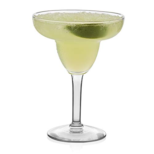Libbey Margarita Party Glasses, Set of -