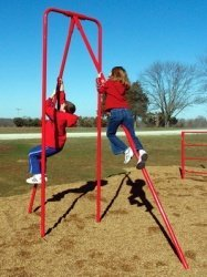 Sport Play 511-105 Pole Climb - Galvanized by Sports Play Equipment (Image #1)