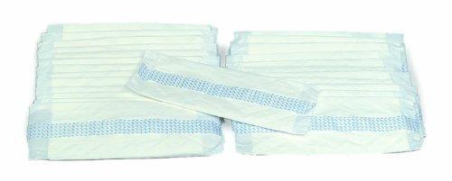 Mabis Dmi Healthcare Super-absorbent disposable Liners, White, 25 Liners by MABIS DMI Healthcare