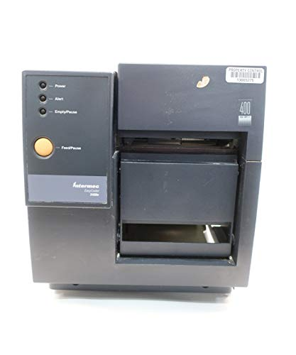 - INTERMEC 3400E EASYCODER Thermal Label Printer 120V-AC