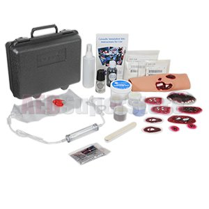 Basic Casualty Simulated Injuries Kit  (Kit Simulated)