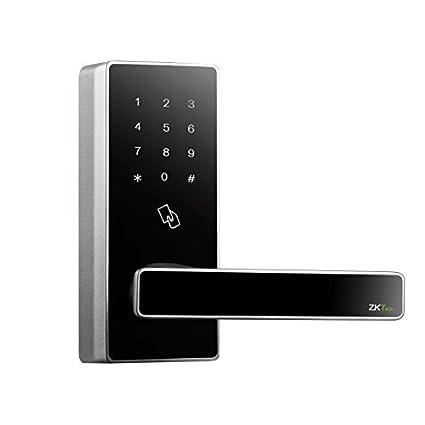 ZKTeco Cerradura Biometrica Electronica Cerradura Digital Para Puerta Cerraduras Inteligentes: Amazon.es: Bricolaje y herramientas