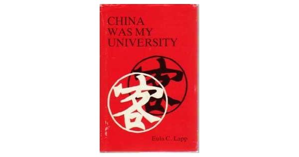 Amazon.com: China Was My University: The Life of Hulda May ...