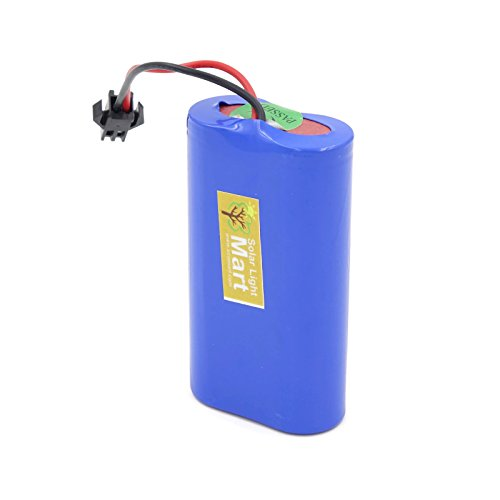 4800mAh Rechargeable Lithium Battery with Quick Connector for ALPHA 600X, HEX 780X, MINI 50X, MITHOS 50X by Solar Light Mart