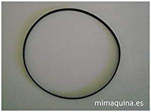Correa para motor de Sigma 2000 (correa actual): Amazon.es: Hogar