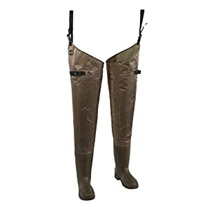 Image gallery hip waders for Fishing waders amazon
