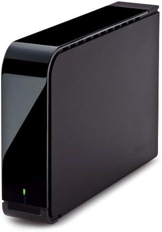 BUFFALO USB2.0用 外付けハードディスク 1TB ブラック HD-LS1.0TU2
