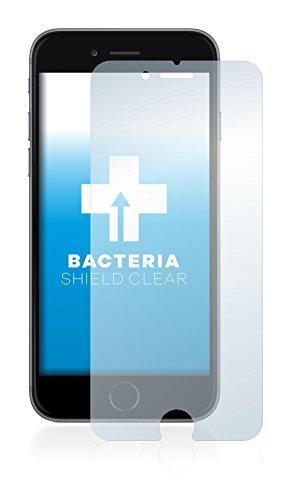 upscreen Bacteria Shield Clear Pellicola Protettiva per Apple iPhone 6 Proteggi Schermo Antibatterica