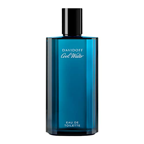 Davidoff Cool Water Edt Spray for Men, 4.2 ()