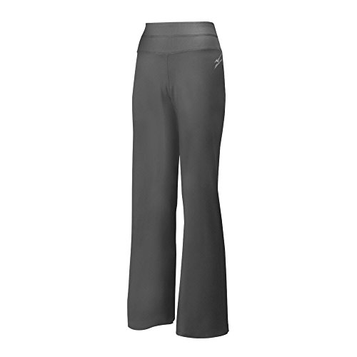 Mizuno Elite 9 Pants, Charcoal, Medium ()