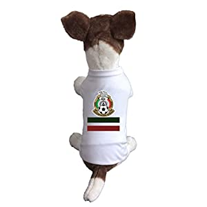 My Pet Boutique dog soccer jersey Mexico (Large)