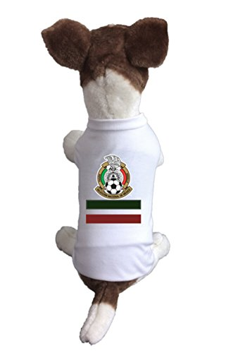 My Pet Boutique dog soccer jersey Mexico (Medium)