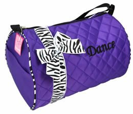 quilted duffle bags for girls - 9