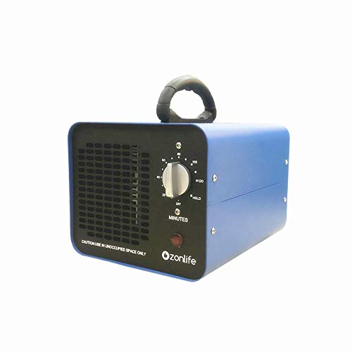 ozonlife Commercial Ozone Generator 10,000mg/h Industrial Air Purifier Deodorizer O3 Sterilizer Best for Odor Stop Control