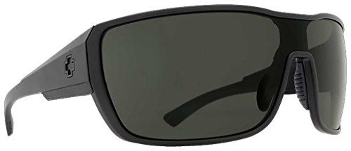 Spy Tron 2 Sunglasses-Matte Black-Gray - Sunglasses Tron