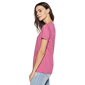 Van Heusen Athleisure Women's Plain Regular fit T-Shirt