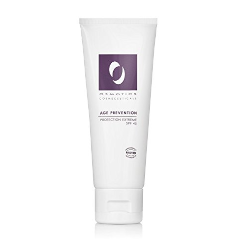 Osmotics Cosmeceuticals Age Prevention Protection Extreme SPF 45, Facial Moisturizer with Sunscreen, 2.5 oz.