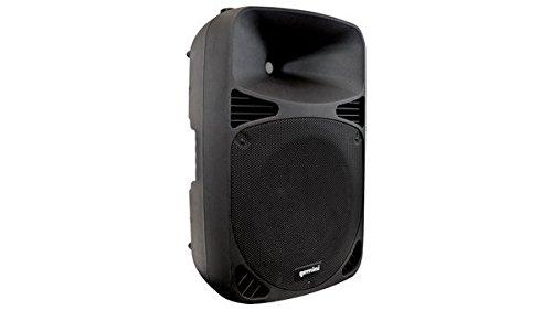 Gemini HPS15BLU 15-Inch Class-D USB Bluetooth DJ Speaker by Gemini