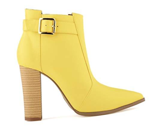 Herbst mit High Heels End und High Heels High nackt HCBYJ High Stiefel Winter Damenschuhe Heels n0S8xnwqa