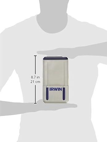 Irwin tools 3018004 black oxide high speed metal index drill bit set irwin tools 3018004 black oxide high speed metal index drill bit set with case 29pc pro case jobber drill bits amazon greentooth Gallery